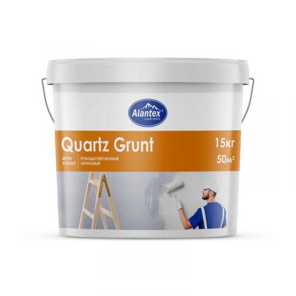 Бетон Контакт Alantex Quartz Grunt