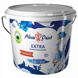 Грунтовка ALINA PAINT Extra, 1 кг
