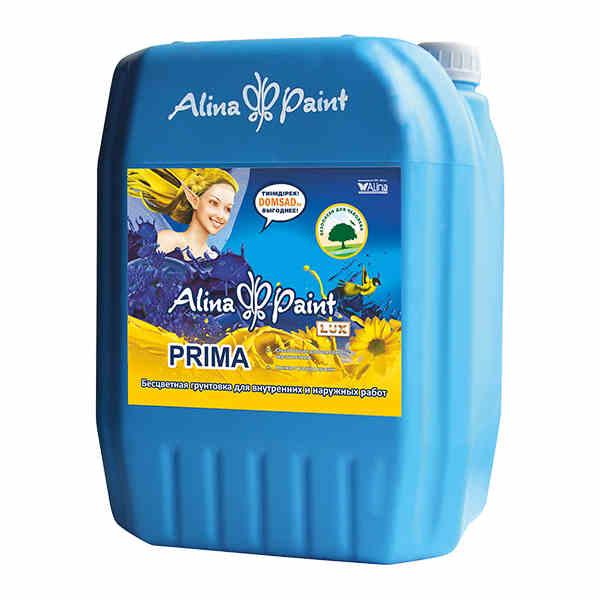 Грунтовка ALINA PAINT Prima