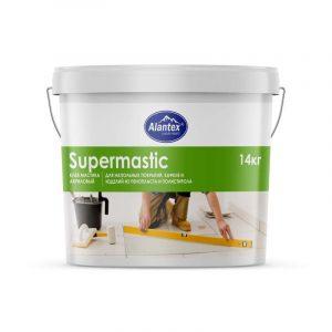 Клей мастика акриловый Alantex Supermastic 2