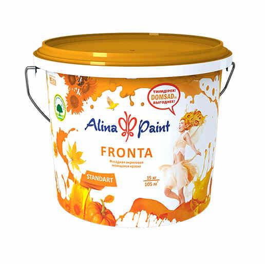 Краска акриловая ALINA PAINT Fronta