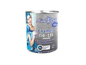 Эмаль ПФ-115, Alina Paint Enamela