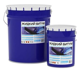 BITUMAST жидкий битум 21,5л
