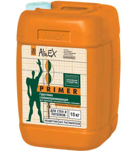 Грунтовка ALINEX Primer, 10 кг