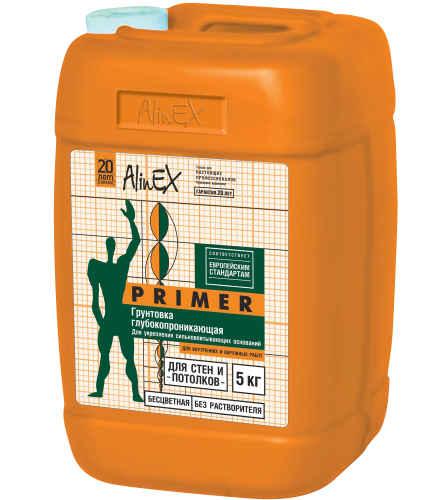 Грунтовка ALINEX Primer, 5 кг