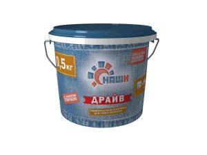 Грунтовка НАШИ ДРАЙВ, 0,5 кг банка