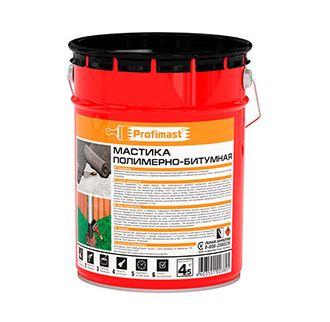 PROFIMAST Мастика полимерно-битумная 21,5л