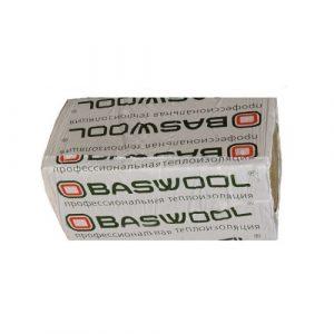 Плиты BASWOOL ВЕНТ ФАСАД -80, 90 теплоизоляционная