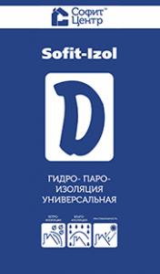 Гидро-пароизоляция универсальная Sofit izol light D 60м2
