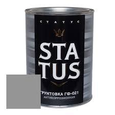 Грунт ГФ-021 STATUS серая