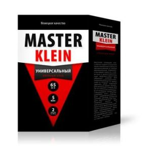 Клей Мастер Кляйн Универсальный 200 гр (жесткая пачка)