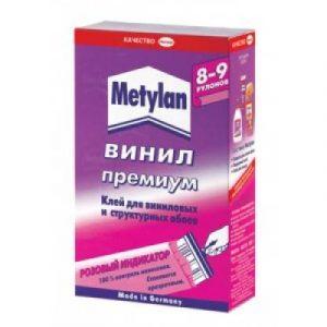 Клей Metilan виниловый премиум 250гр