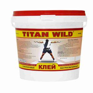 Клей TITAN WILD стиропоровый