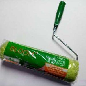Валик большой зеленый BLOOM