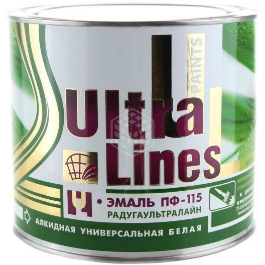 Эмаль ПФ-115 ULTRA LINES